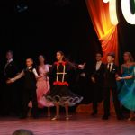 """Šokių klubo """"Reveransas"""" šokėjai, vad. Astra Suslavičienė"""