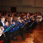 Elektrėnų meno mokyklos pučiamųjų orkestras, vad. Valdas Stanaitis