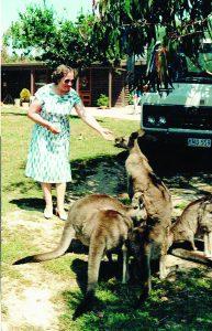 Egzotiškieji Aldonos įspūdžiai Australijoje