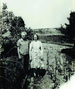 Vytas ir Aldona Makarevičiai Šakaldonių k.