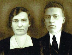 Juozo tėveliai Marytė ir Boleslovas