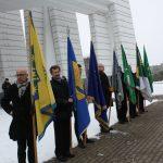 Šventėje prie Elektrėnų bažnyčios dalyvavo visos seniūnijos su savo vėliavomis