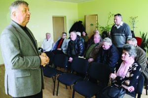 Vievio gyventojai Seimo nariui J. Liesiui skundė savivaldybės vadovus, Vievyje bandančius daryti pokyčius nepasitarus su žmonėmis