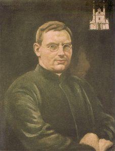 Kajetonas Čepanas. Nuotrauka paimta iš Kaišiadorių enciklopedijos