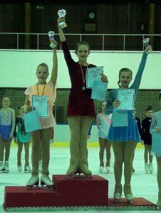 Gabrielė Tolvaišaitė, 2 vieta, Emilija Švenčionytė, 1 vieta