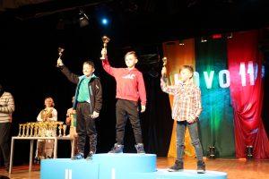 2007 m. ir jaunesnių metų gim. grupės nugalėtojai : Dautartas Mazgo (I vieta), Gintaras Montvydas (II vieta), Nerijus Kazlauskas (III vieta)