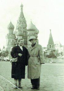 Janina ir Petras Petkevičiai