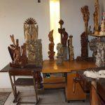 V. Umbrasienės namuose gyvena įvairūs tautosakos herojai