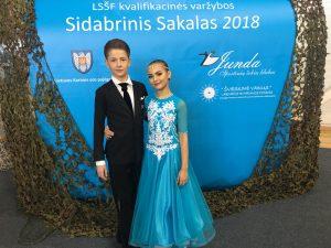 Mantas Matkevičius ir Austėja Krapikaitė