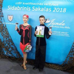 Rūta Galvosaitė ir Adrijus Markevičius