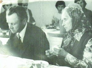 Honorata ir Jonas Saboniai