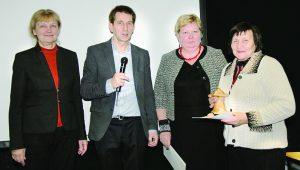 Apdovanojimas Vilniuje, 2012 metai