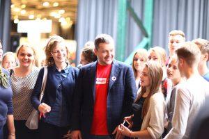 #SWITCH! Jaunimo, Švietimo, Technologijų ir mokslo mugės programa – atvira ir nemokama visiems norintiems