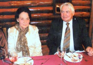 Filomena ir Algirdas Berūkščiai