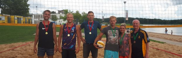 Aukso ir bronzos medalių laimėtojai
