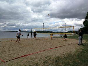 Elektrėnų savivaldybės paplūdimio tinklinio varžybos