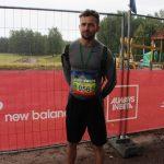 Andrej Klimenko aplink marias bėgo pirmąjį kartą, bet žadėjo bėgti ir kitąmet