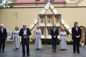 """""""Vievio teatro"""" pasirodymas"""