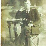 Romualdo tėvas Pranas Lengvinas jaunystėje