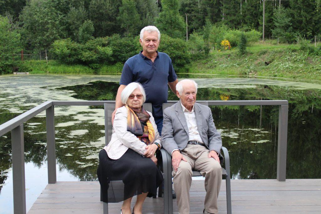 Maskoliškės – kaimas, į pasaulį išleidęs Lietuvos pasididžiavimą – Petrauskų giminę