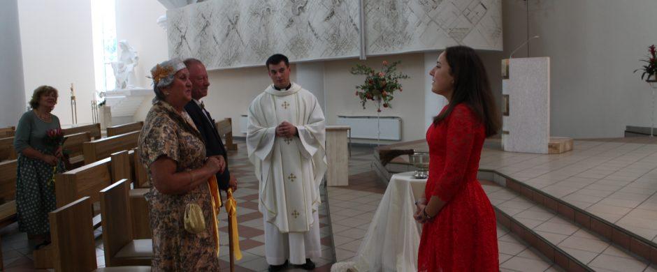 Auksinių vestuvių receptas: reikia kantrybės ir Dievo apsaugos