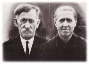 Tėvai Stanislovas ir Zofija