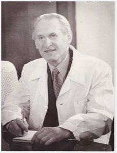 Profesorius Aleksas Petrauskas