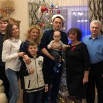 Henriko ir Danės Petrauskų šeima