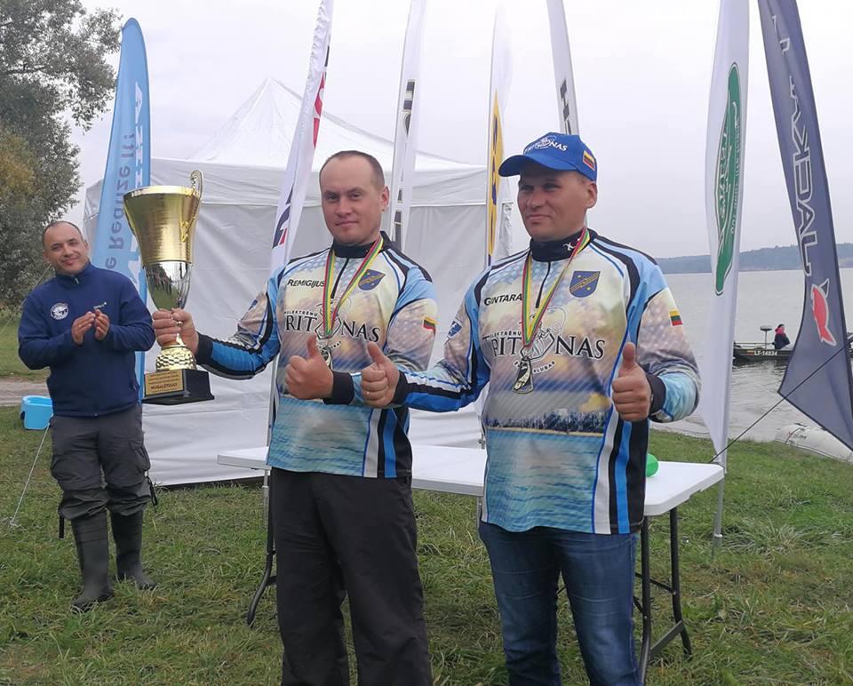 Čempionato naujokus lydėjo sėkmė