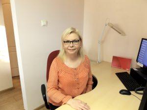 Rasa Šipailienė, draudimo bendrovės ERGO Elektrėnų atstovybės vadovė