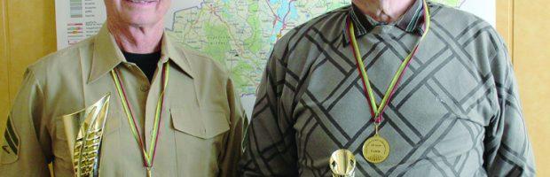 Anatolijus Šugajevas ir Juozas Žydelis
