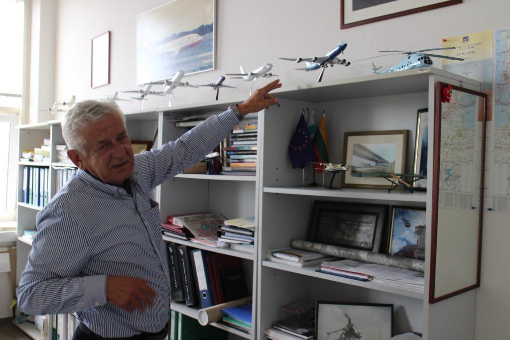 Alvydas Šumskas: pakilus į viršų, visi rūpesčiai lieka ant žemės