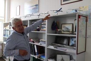 Civilinės aviacijos administracijos direktoriaus pavaduotojas Alvydas Šumskas