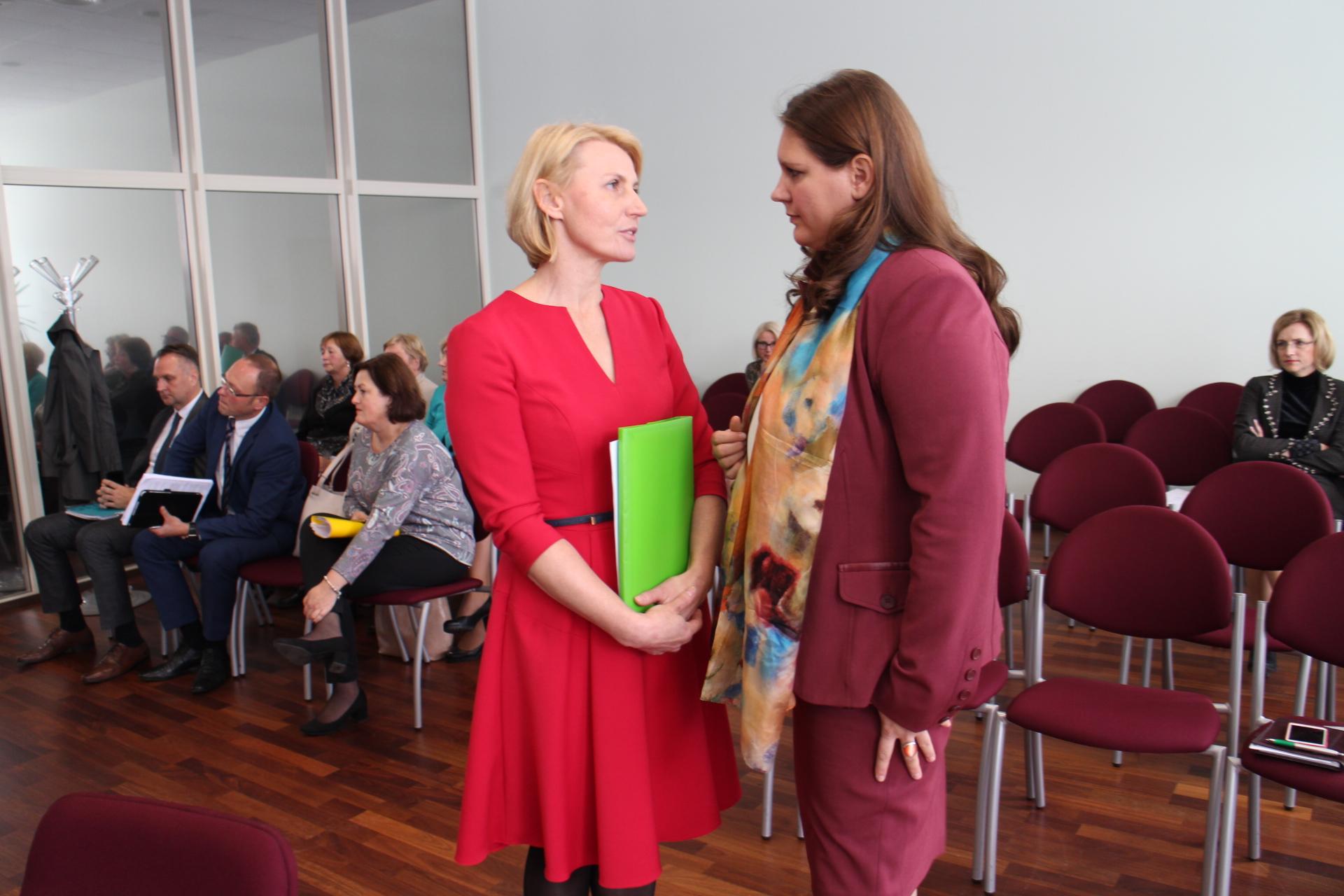 Audrius Jurgelevičius ir Viktoras Valiušis:  tai rankų laužymas ir demokratijos pabaiga