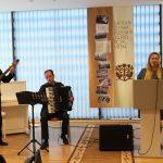 Koncertuoja Eugenijus Vedeckas, Andrius Šimkus ir Urtė Dorotėja Paliukaitė