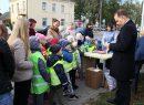 Ministras R. Masiulis atšvaitus dalino Vievio mokiniams, darželinukams, jų auklėtojoms
