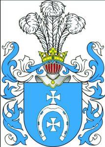 Bajorų Stambrauskų giminės herbas Liubičas