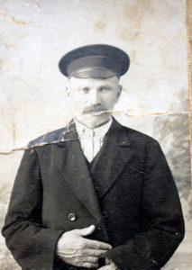 Rimanto Kazimiero senelis Jurgis Petrograde