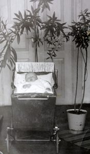 Pirmoji R. K. Radžiūno nuotrauka
