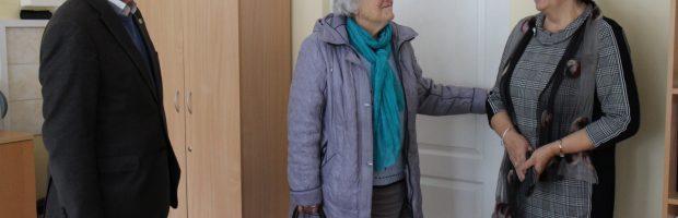 Elektrėniškę Aldoną Obolevičienę domino sveikatos klausimai