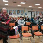 J. Nikoliukienė apdovanota už žinias apie cukrinį diabetą
