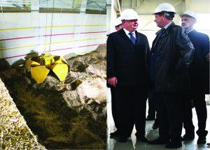 Meras Kęstutis Vaitukaitis, administracijos direktorius Virgilijus Pruskas ir EKŪ direktorius Ričardas Leckas atidarant biokuro katilinę, pasirodo, dėl šilumos kainų apsidžiaugė per anksti. Lietuvos energijos gamyba kainą už šilumą pakėlė, teisindamiesi, kad brangsta biokuras