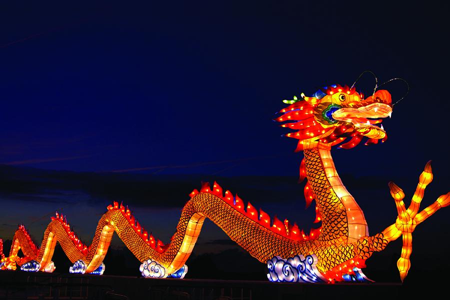 Pasaulinių Kinijos žibintų festivalių rengėjai: į tamsią Lietuvos žiemą atvešime šviesos