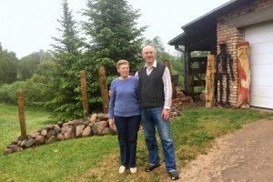 Irena ir Romaldas Skorupskai
