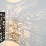 Eglės sukurtas kambario šviestuvas