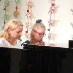 Monika Liekytė su mama Jurgita