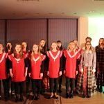 Minėjime koncertavo Elektrėnų kultūros centro jaunimo choras