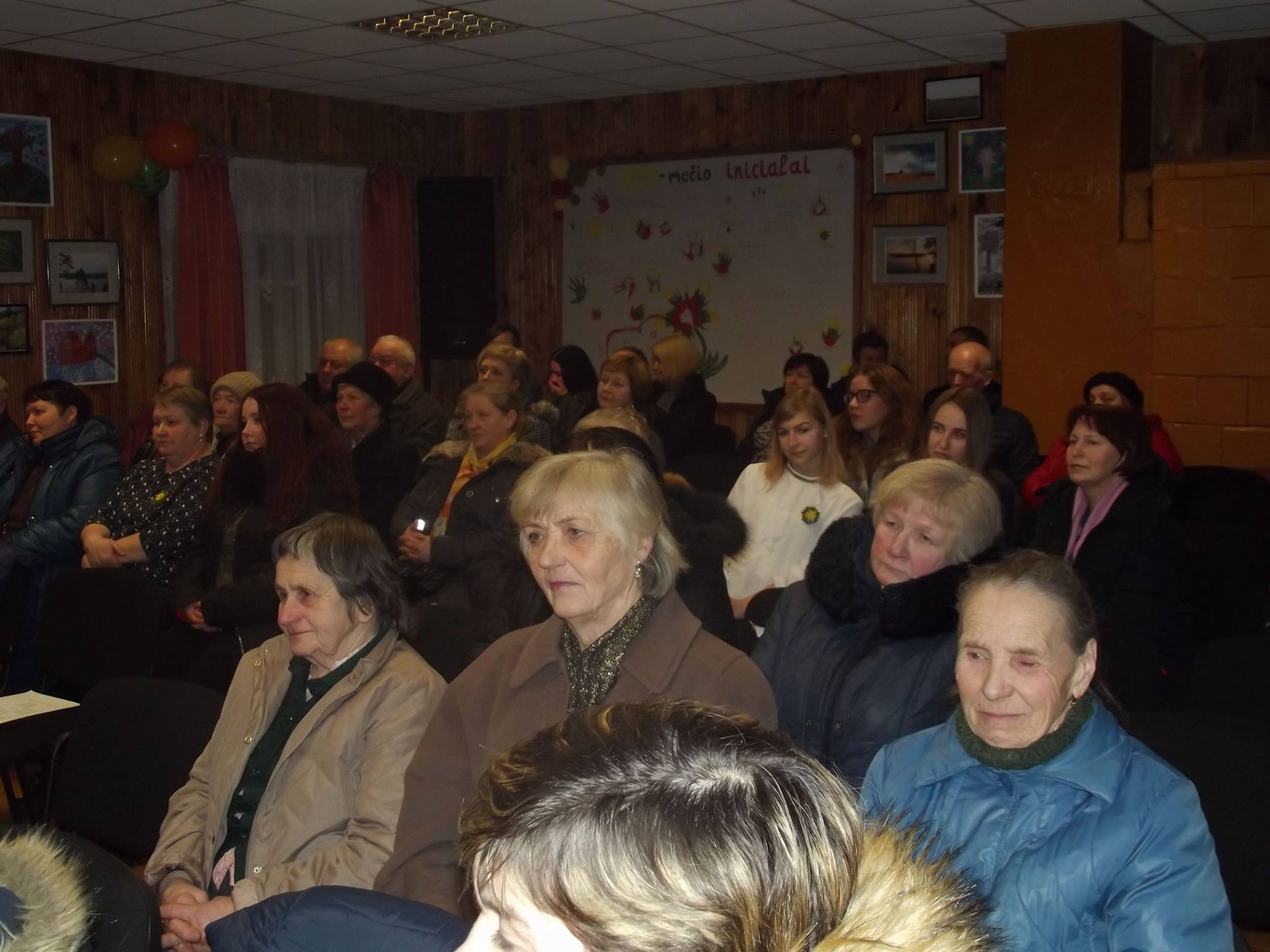 Lietuvos valstybės atkūrimo dienos minėjimas Kazokiškėse