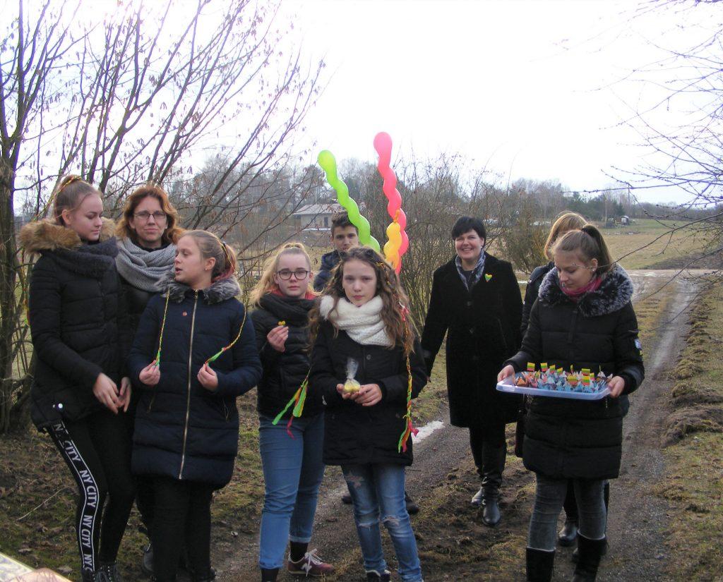 """Žebertonyse renginys """"Su švente, Lietuva!"""""""