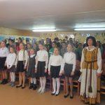 Giedame Lietuvos himną